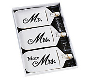 Mr. & Mrs. Luggage Tags - F245099