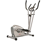 Sunny Health & Fitness SF-E3607 Magnetic Elliptical Bike - F249799