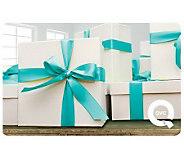 $100 QVC Gift Card - G100