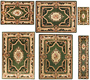 Royal Palace French Savonnerie Wool Rug - H205100