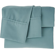 As Is Casa Zeta-Jones 100Rayon made from Bamboo Sheet Set - H215400