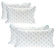 MyPillow Set of 2 Classic Corded Bed Pillows - H216000