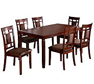 Montclair I 7-Piece Dining Table and Chairs - H365200