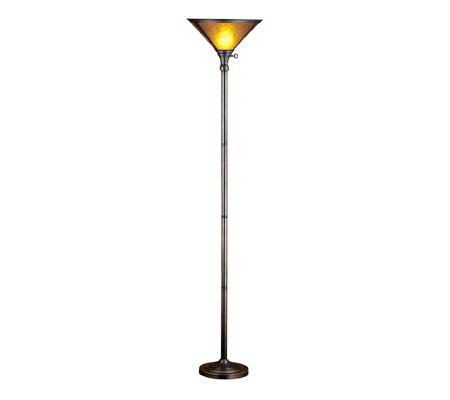 Tiffany style 72quoth mica torchiere floor lamp h68200 for Mica torchiere floor lamp