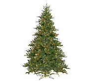 10 Prelit Mixed Country Pine Tree by Vickerman - H145201