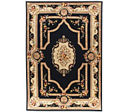 Royal Palace French Savonnerie 9 x 126 Wool Rug - H205101