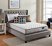Serta Lively Cushion Firm Twin Mattress Set - H209301