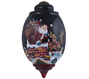 Christmas Eve Magic Ornament by NeQwa - H287601