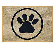 PB Paws 19 x 27 Tapestry Rug - H349301