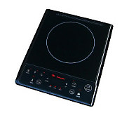 SPT 1300W Induction Cooktop - Black - H352201