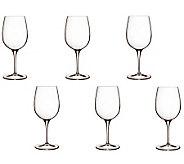 Luigi Bormioli 11-oz Palace Wine Tasting Glasses - Set of 6 - H364901