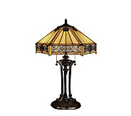 Tiffany Style Indus Table Lamp - H135902