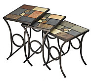 Hillsdale Furniture Pompei Nesting Tables - Setof 3 - H161802