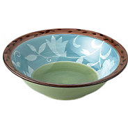 Pfaltzgraff Patio Garden Medium Serving Bowl - H177502