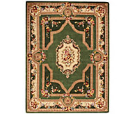 Royal Palace French Savonnerie 8 x 106 Wool Rug - H205102
