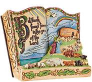 Jim Shore Heartwood Creek Noahs Ark Bible Story Figurine - H210802
