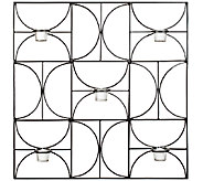 Geometric Votive Wall Decor by Safavieh - H285402