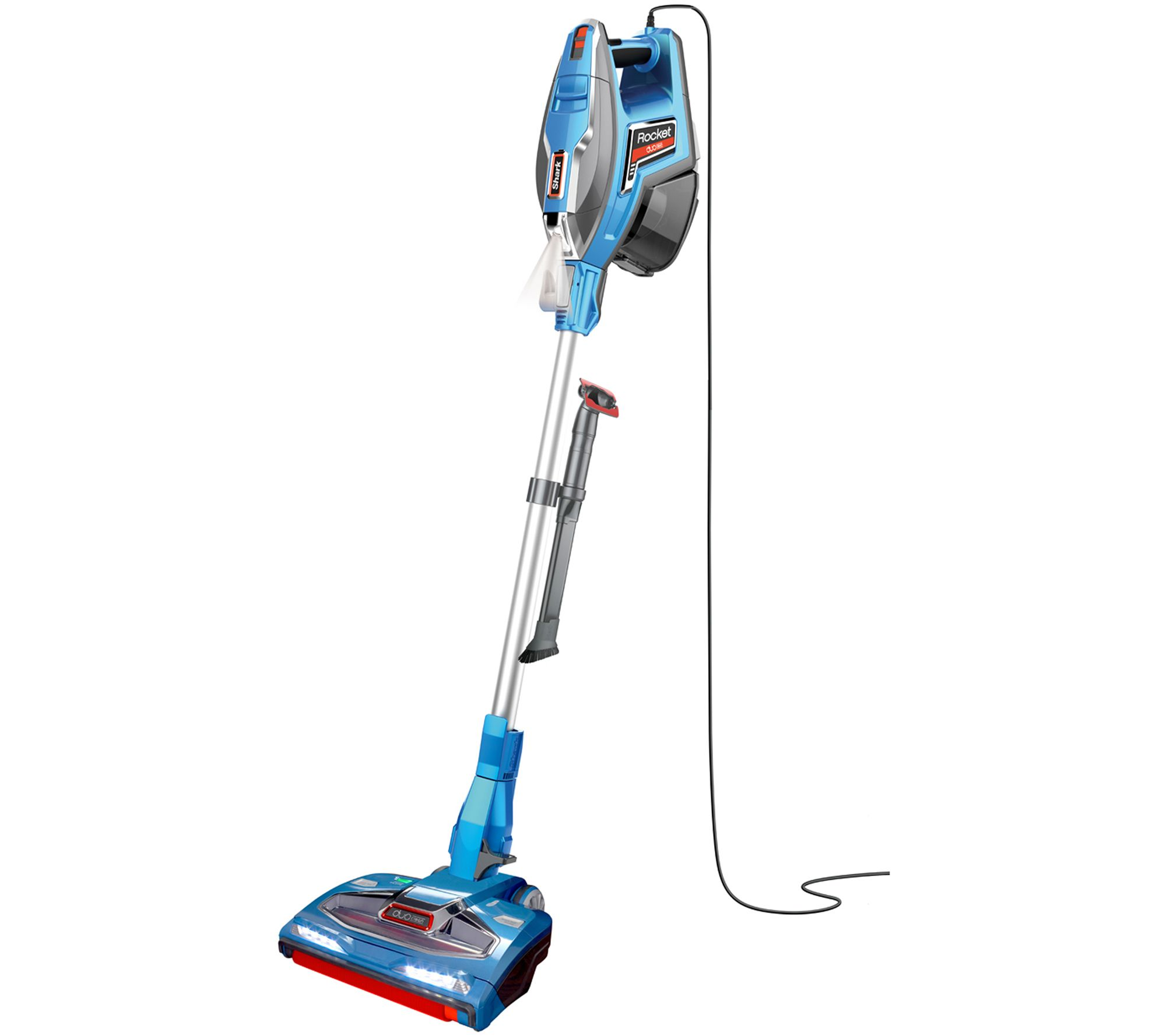 Shark Rocket Complete Upright With Duoclean Page 1 Qvc Com