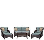 Cambridge Corolla 6-Piece Lounge Set - H291202