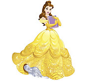 RoomMates Sparkling Disney Belle Giant Wall Decal - H291502