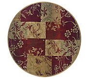 Sphinx Lyla 8 Round Rug by Oriental Weavers - H355402