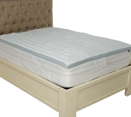 "Sensor Pedic Twin AirGel 3"" Memory Foam Quilted Mattress"