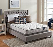 Serta Lively Cushion Firm Queen Mattress Set - H209303