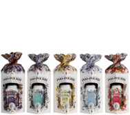 Poo-Pourri Set of 5 2 oz. Bathroom Deodorizers In Gift Boxes