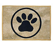 PB Paws 19 x 13 Tapestry Rug - H349303