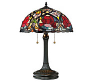 Tiffany Style Larissa Collection 23 Table Lamp - H359103