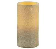 Pacific Accents Glitter Pillar - H366703