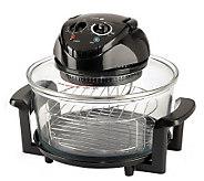 Fagor Halogen Tabletop Oven, 12 Qt. Capacity - H368203
