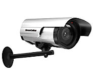 SecurityMan Dummy Outdoor/Indoor Camera w/ LED - H187004