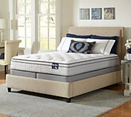 Serta 11 Dynamism EuroTop Plush Cal King Mattress Set - H206504