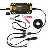 Stanley Vehicle Battery Maintainer and TrickleCharger - H284504