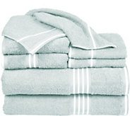 Lavish Home Rio 100Cotton 8-Piece Towel Set - H291504