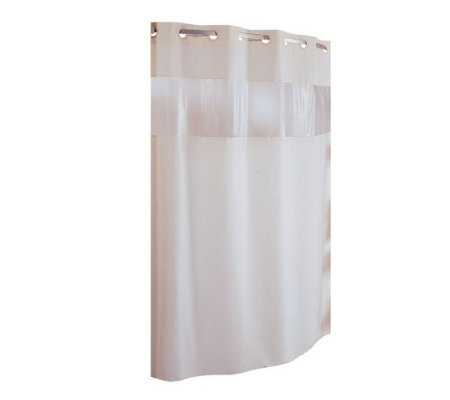 hookless the major longer length shower curtain h144805