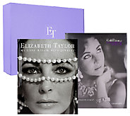 Elizabeth Taylor Deluxe Limited Edition Box Set Book - H205405