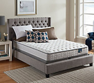 Serta Lively Cushion Firm King Mattress Set - H209305