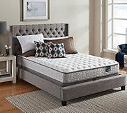 Serta Lively Cushion Firm King Mattress Set - H209305