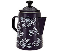 Temp-tations Floral Lace 8 Cup Percolator - H209705