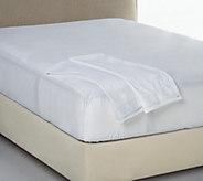 PureCare Frio Queen Mattress Protector w/ (2) Pillow Protectors - H210105