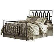 Fashion Bed Group Miami Coffee King Bed - H281105