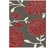 Safavieh Floral 53 x 77 Indoor/Outdoor Rug - H283105