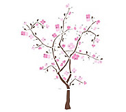 RoomMates Spring Blossom Peel & Stick Giant Wall Decal - H348905