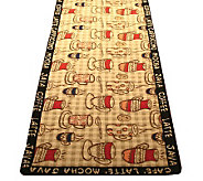 Rustic Cafe 12-1/2x72 Tapestry Table Runner - H349405