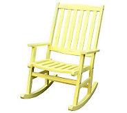 Home Styles Bali Hai Outdoor Rocking Chair - H367905