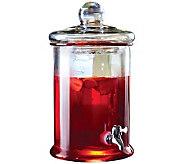 Norfolk Glass Beverage Dispenser - H368305