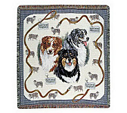 Canine Collection #1 Throw by Simply Home - H129706