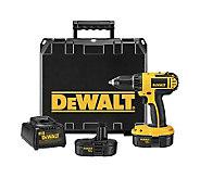 Dewalt Dc720Ka 18V Cordless Compact Drill/Drive - H155306
